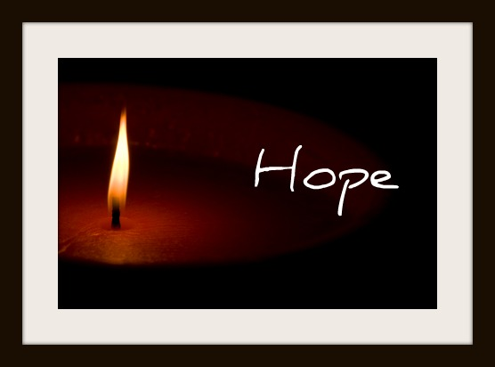 Hope-candle