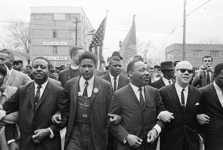 MLK Montgomery March 1965